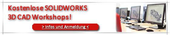 Kostenloser SOLIDWORKS Workshop bei MB CAD