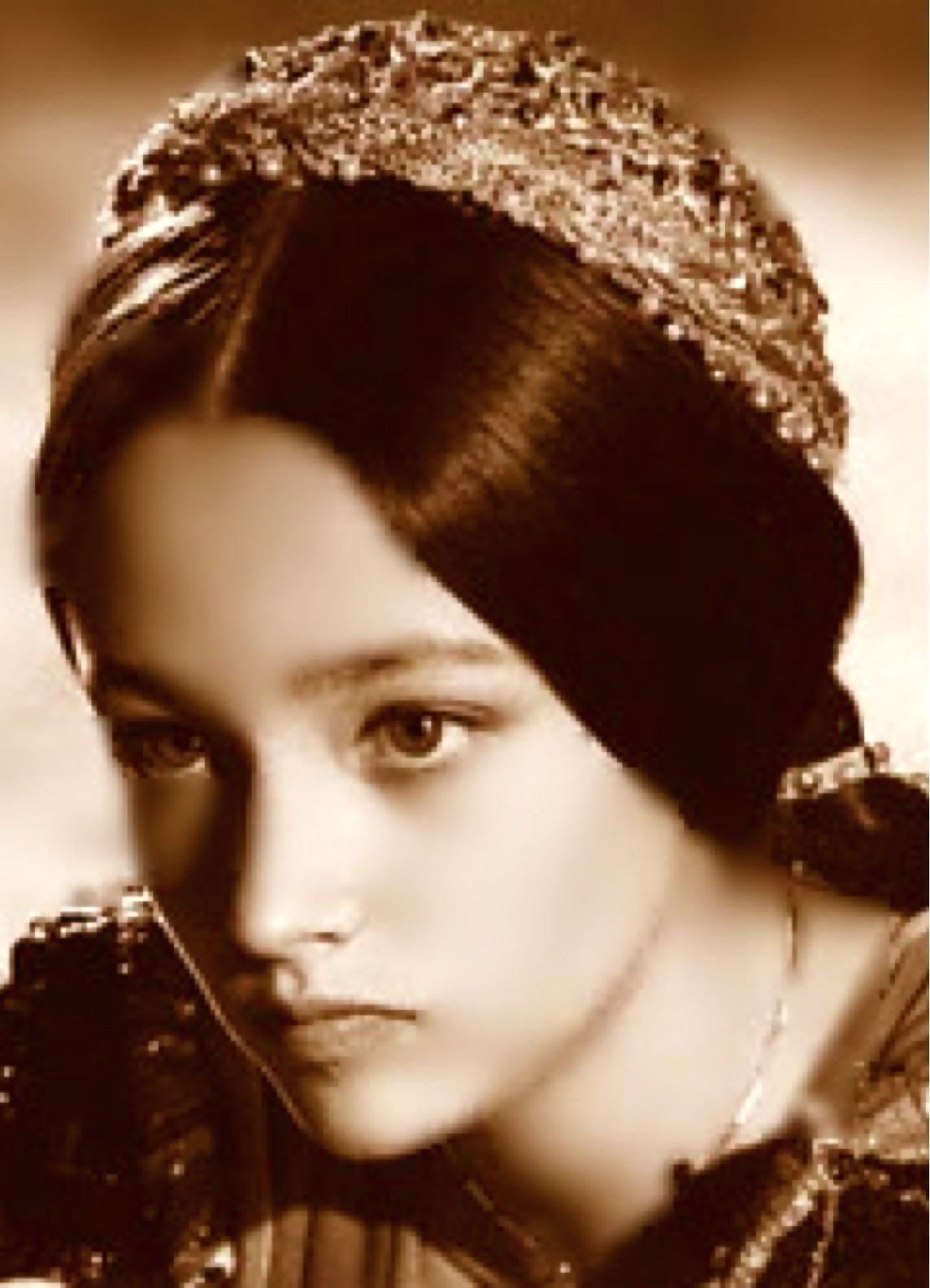 Juliet In Romeo And Juliet Olivia Olivia hussey as juliet 1968