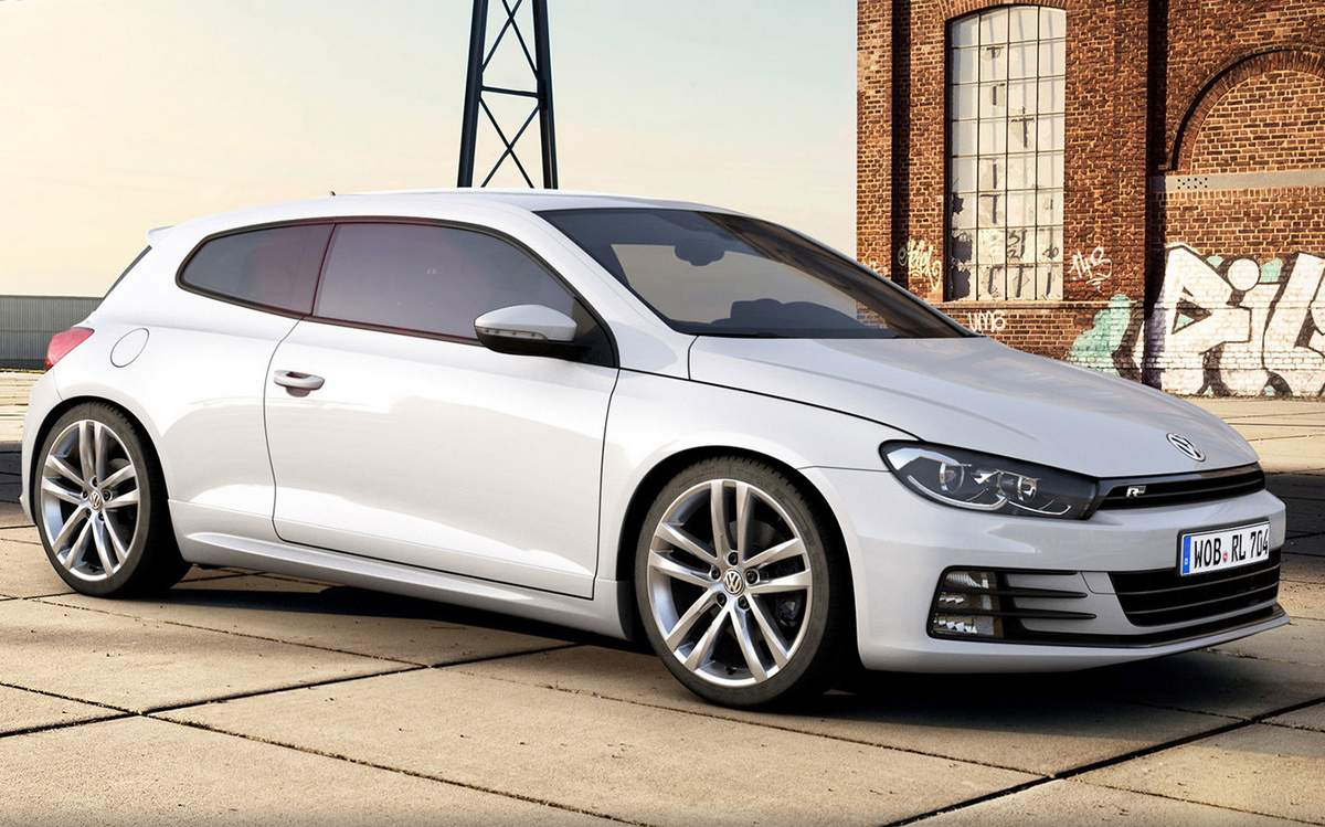 scirocco e golf variant recebem pacote r line na europa car blog br. Black Bedroom Furniture Sets. Home Design Ideas