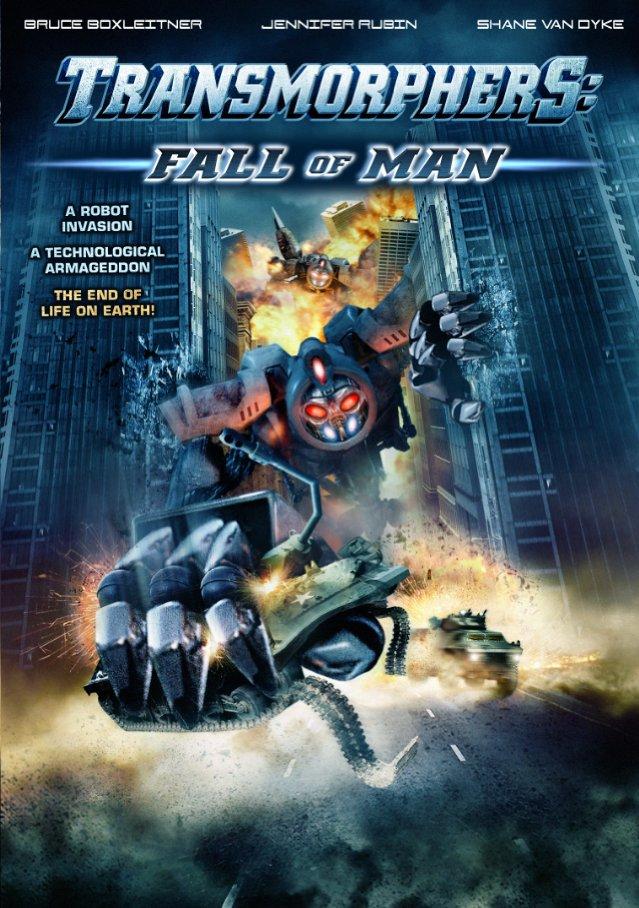 transmorphers 2 fall of man 2009