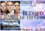Charlene A. Wilson's BLESSED OF THE GODS Spotlight & Giveaway