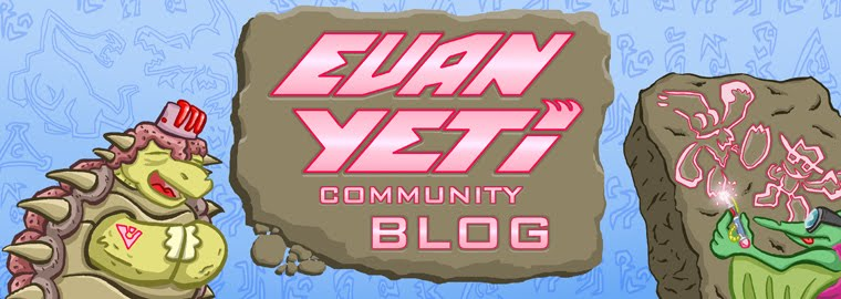 Evan Yeti Community Blog
