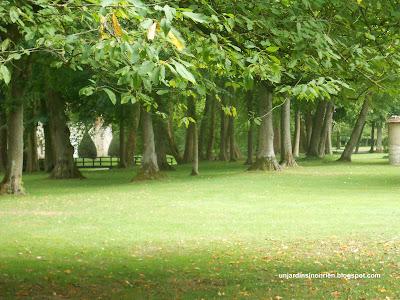 Design Parc du château de Barberey St Sulpice