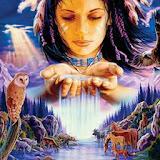 Astrología con visión chamánica