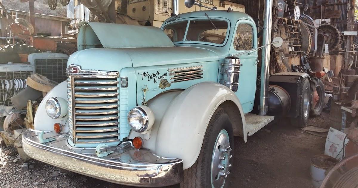 Volvo Trucks Of Texas >> autoliterate: 1948(?) International KB-12