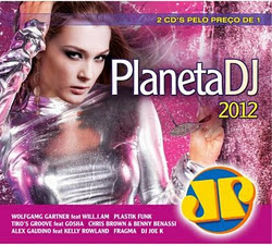Download Cd Jovem Pan: Planeta DJ 2012