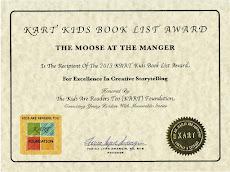 KART Book Winner!