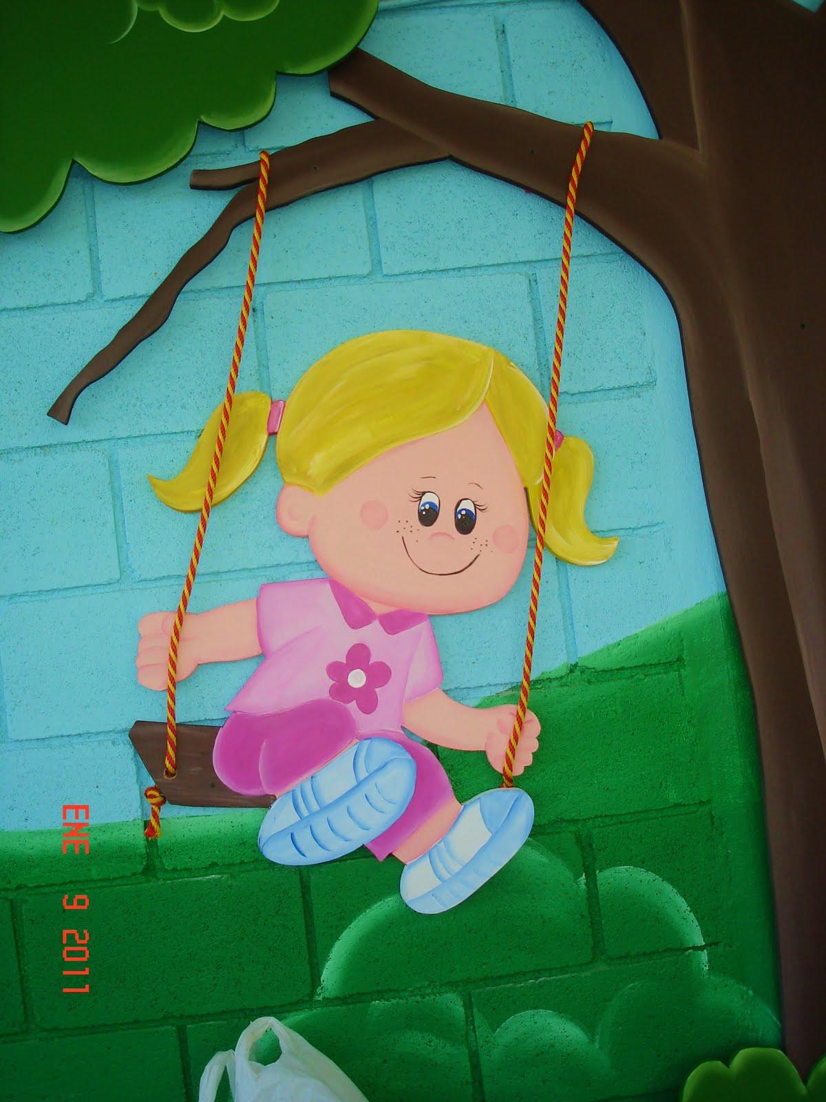 Murales de jardin de nios 7 image murales para jardin for Aprendemos jugando jardin infantil