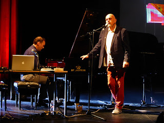 Roedelius & Arnold Kasar, Lifelines Roedelius / photo S. Mazars