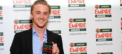 'Relíquias da Morte - Parte 1' garante prêmio do Jameson Empire Awards 2011 | Ordem da Fênix Brasileira