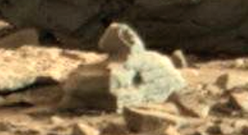 UFO Sightings Sphinx Discovered On Mars, UFO Sightings