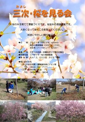 三次・桜を見る会