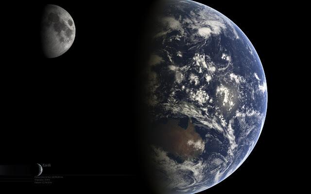 La Tierra desde el Espacio Fotos del Espacio - Imagenes del Universo