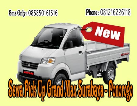 Sewa Pick Up Grand Max Surabaya - Ponorogo