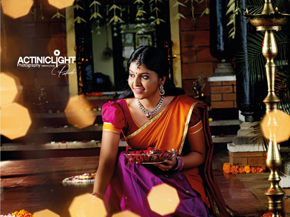 latest Photoshoot of Anjali