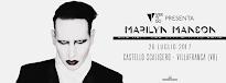Marilyn Manson - Villafranca di Verona 26.07.2017