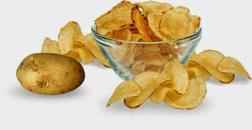 kerepek kentang