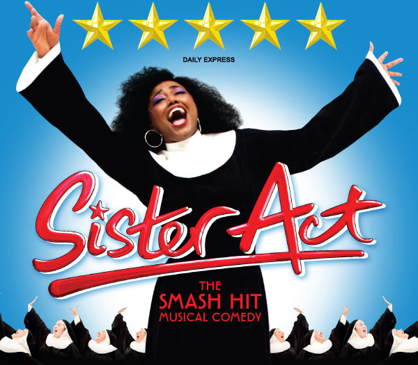 Sister Act Broadway Sister Act on Broadway Review