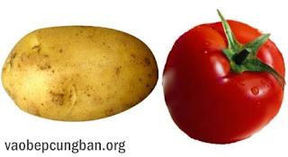 Cách trị nám bằng cà chua3