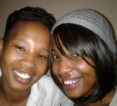 Lesbian Couple in South Africa