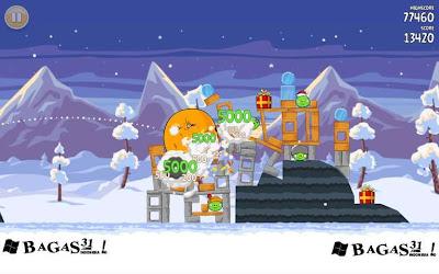 Angry Birds Seasons 2.1.0 Full Crack 3