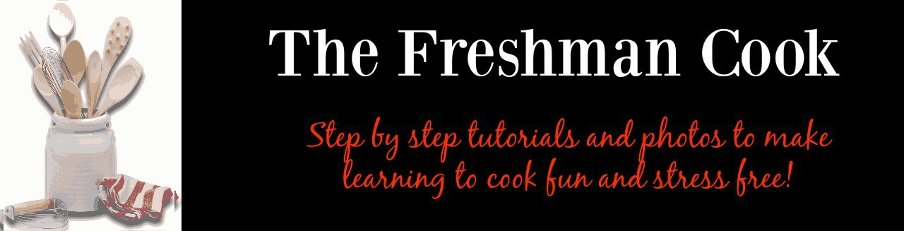 The Freshman Cook