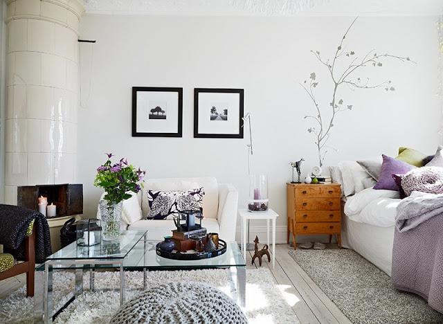 Decoraci n f cil apartamento en 40 metros cuadrados for Como decorar un piso de 40 metros cuadrados