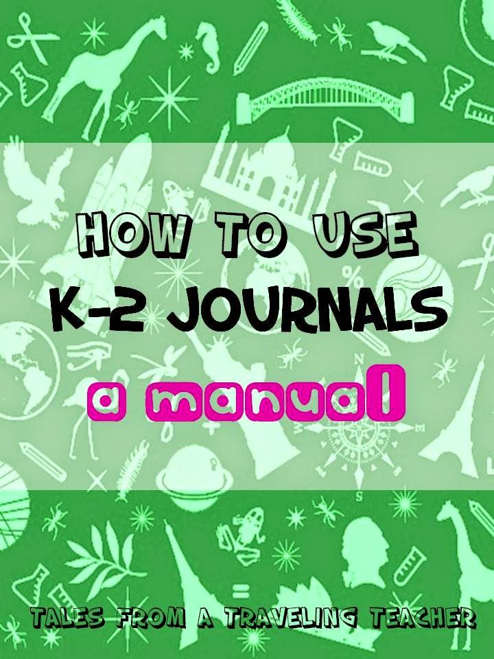 K-2 Journals!!