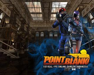 spesifikasi minimum komputer untuk bisa main game Point Blank