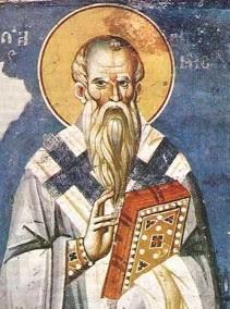 San Ireneo, Padre de la Iglesia
