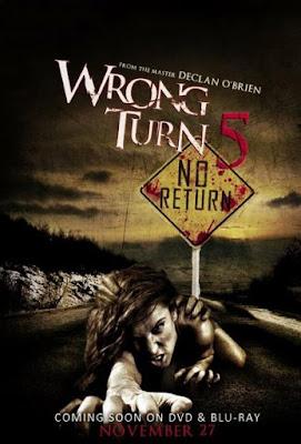 Wrong Turn 5(2012) Hindi dubbed full movie