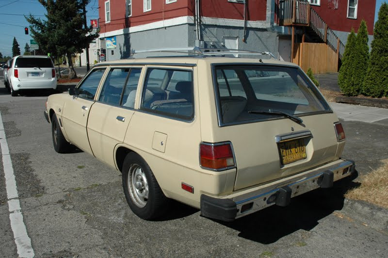 1978 Chrysler station wagon