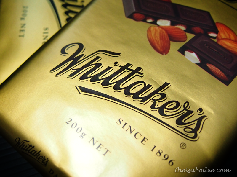 Whittaker's Chocolates launched in Malaysia