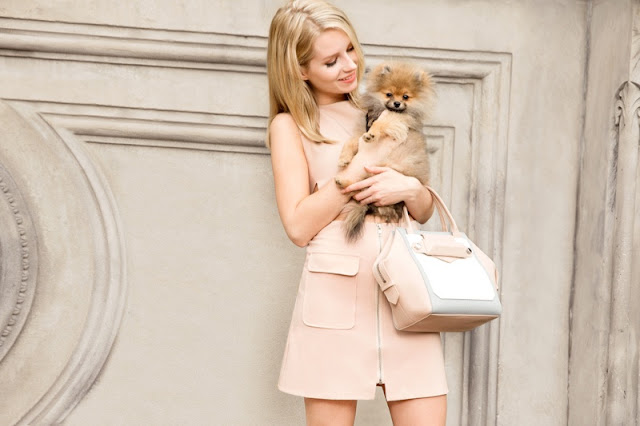 Botkier Spring 2016 Campaign featuring Lottie Moss