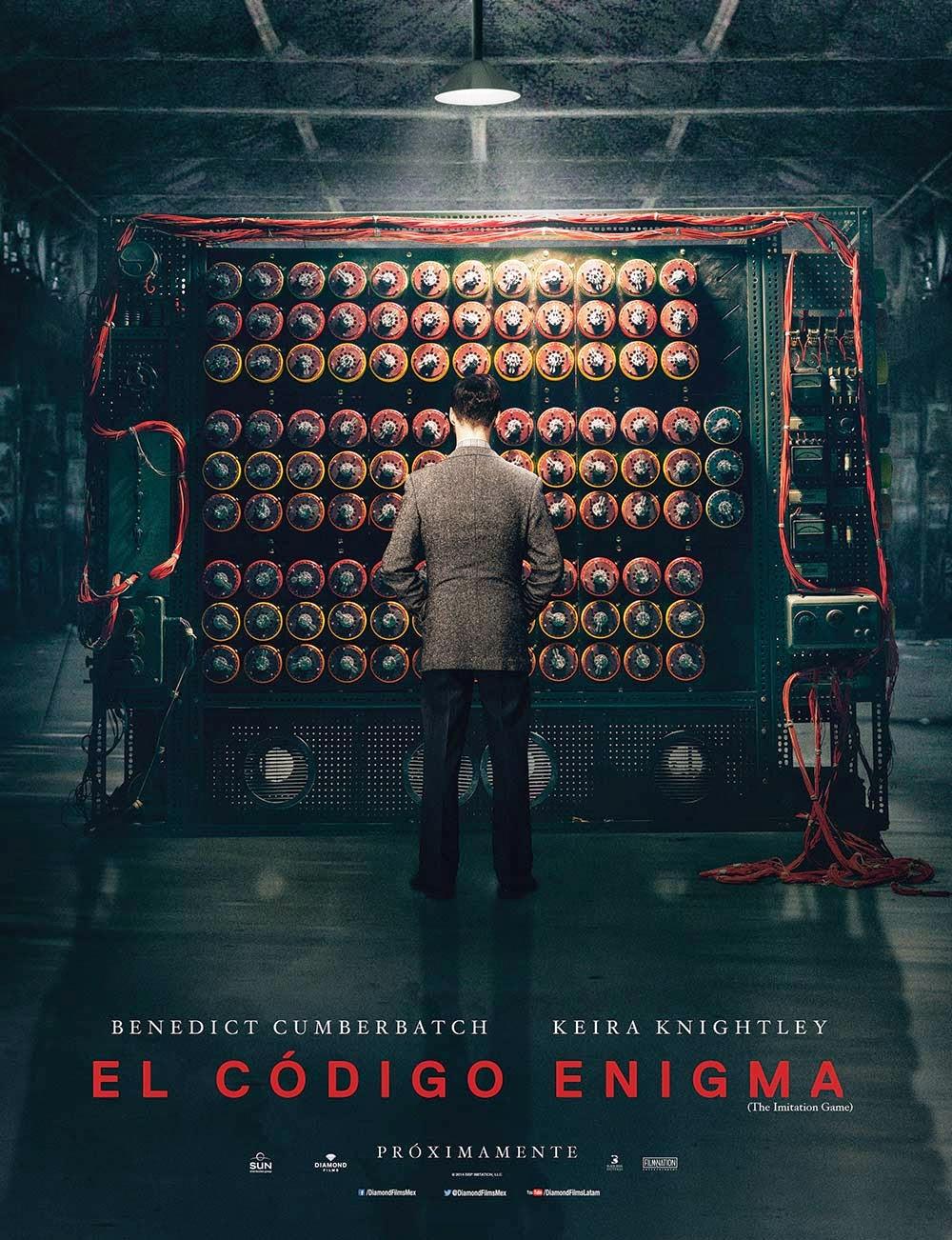 El Codigo Enigma – DVDRIP LATINO