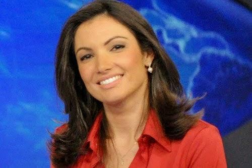 Patrícia Poeta é punida na Globo e vai para a 'geladeira' da emissora