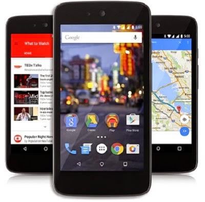 Harga HP android One terbaru 2015