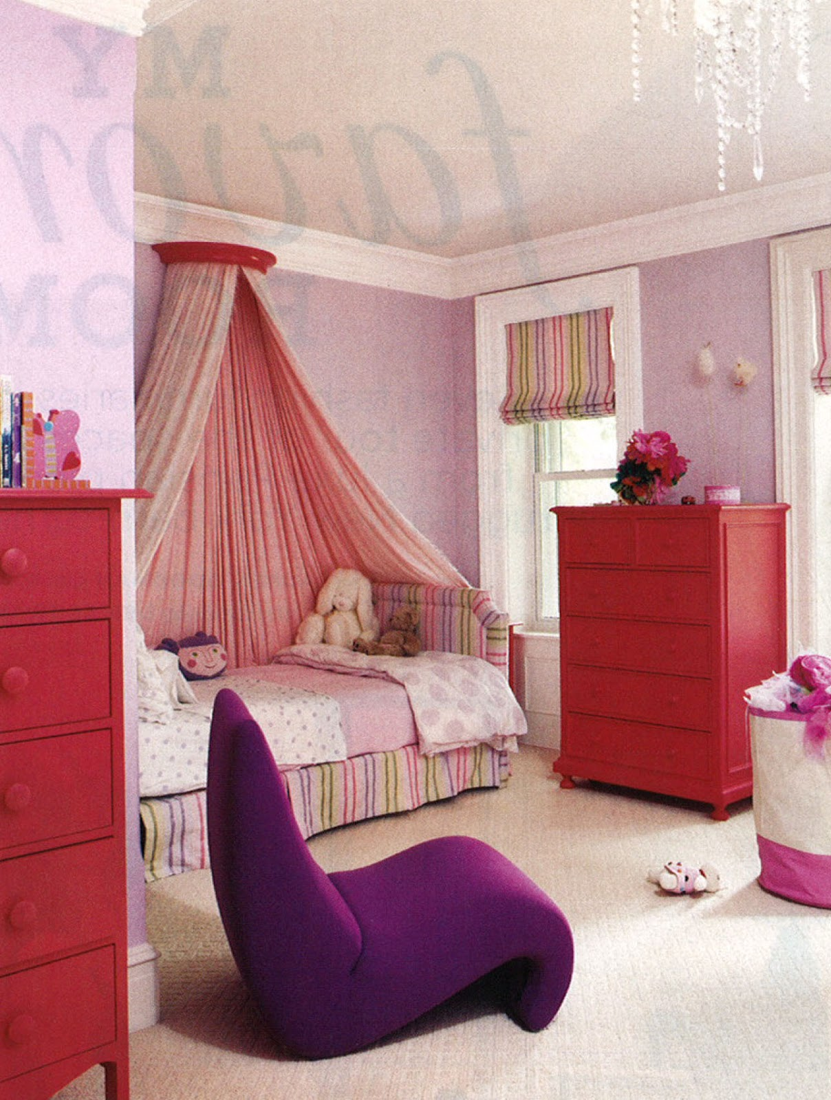 Girl Bedroom Idea
