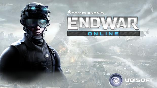 "Ubisoft reveals ""next gen browser game"" EndWar Online"