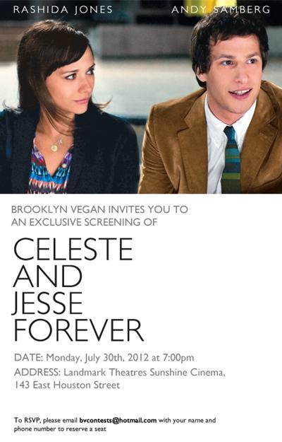 Celeste and Jesse Forever DVDR NTSC Español Latino