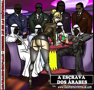 A escrava dos árabes