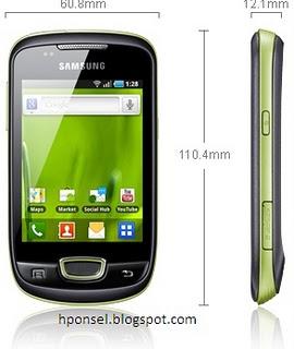 Harga Samsung Galaxy Mini Android Smartphone