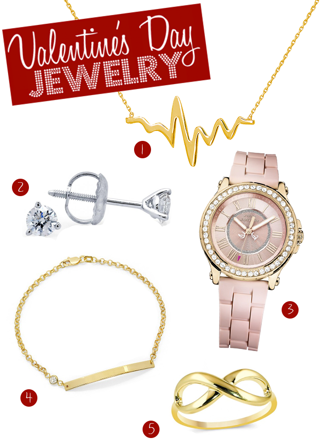 Be Mine Valentine S Day Jewelry Gifts A Good Hue