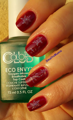 Color Club Nail Art