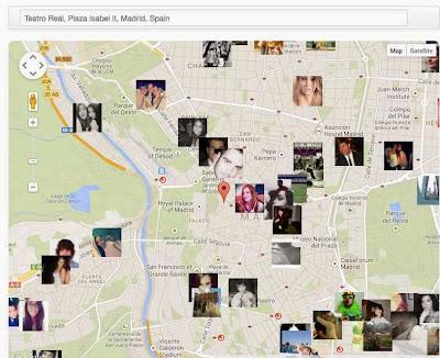 Twaps: geolocalización de conversaciones locales
