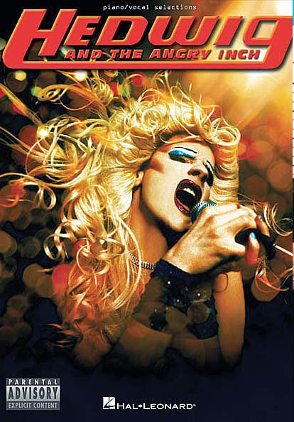 Portada película Hedwig and the angry inch John Cameron mitchell