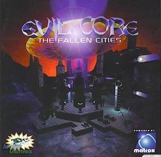 Evil Core: The Fallen Cities