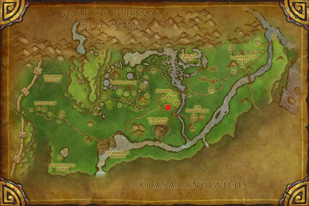 Tillers Quartermaster location ~ WoW Farming - Guides