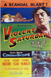 Watch Violent Saturday (1955) movie free online