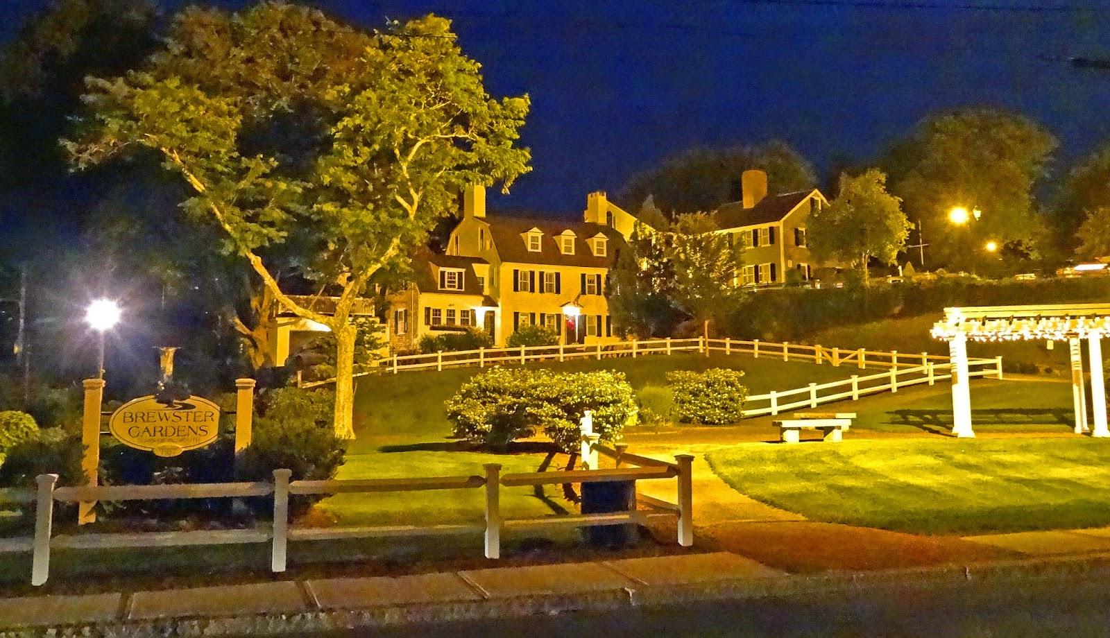 Joe\'s Retirement Blog: Brewster Gardens, Plymouth, Massachusetts, USA